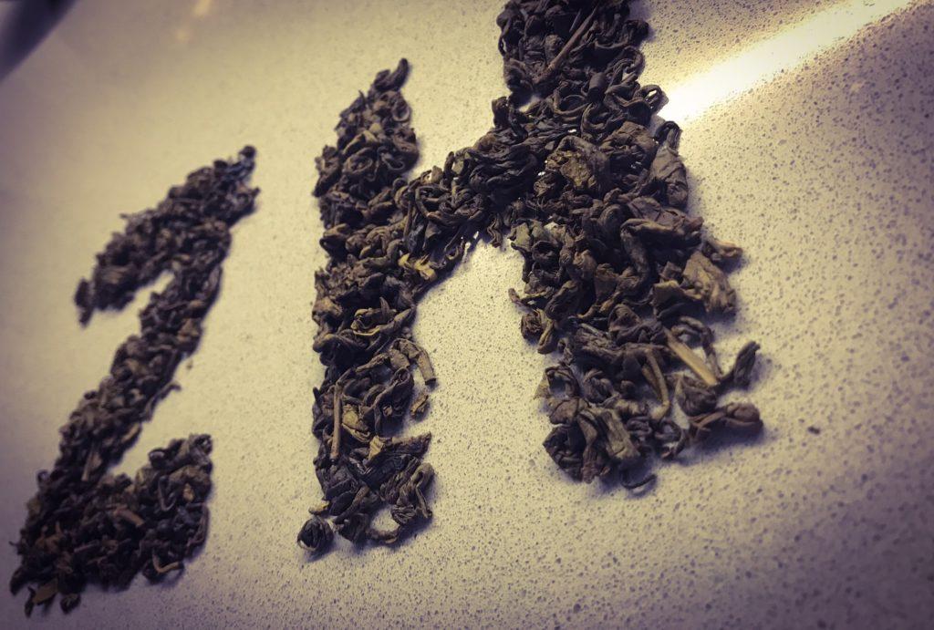 Zielona herbata - sojusznik młodości. Blog kosmetyczny - Kate en su salsa