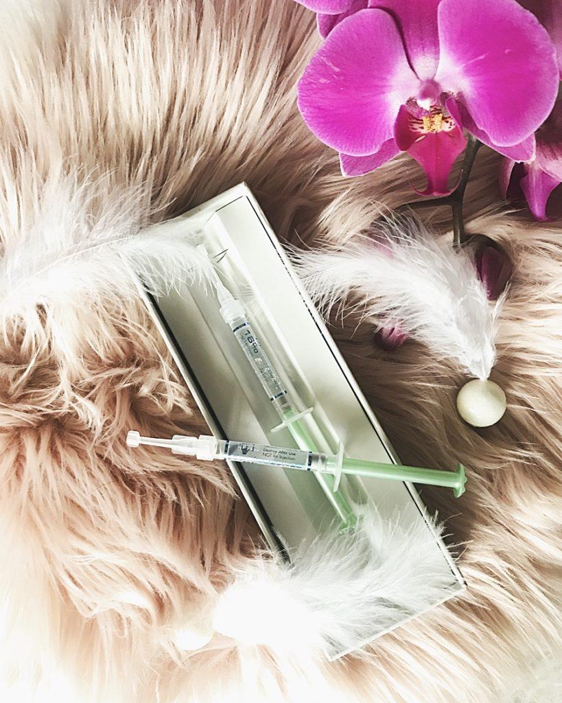 Wybielanie zębów metodą nakładkową - recenzja! Kate Nate - specjalistyczny blog kosmetyczny