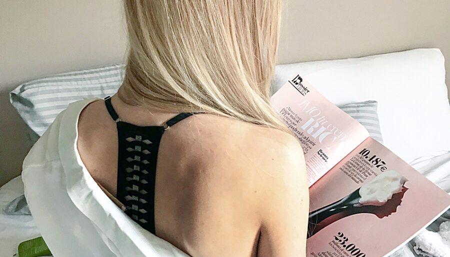Trądzik na plecach - jak sobie z nim radzić? Kate Nate - specjalistyczny blog kosmetyczny